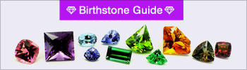 Birthstone Guide at Barnard