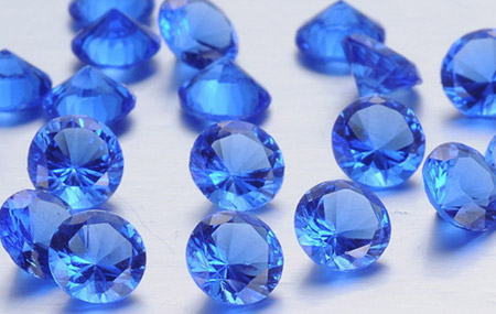 Blue Topaz or Torquoise